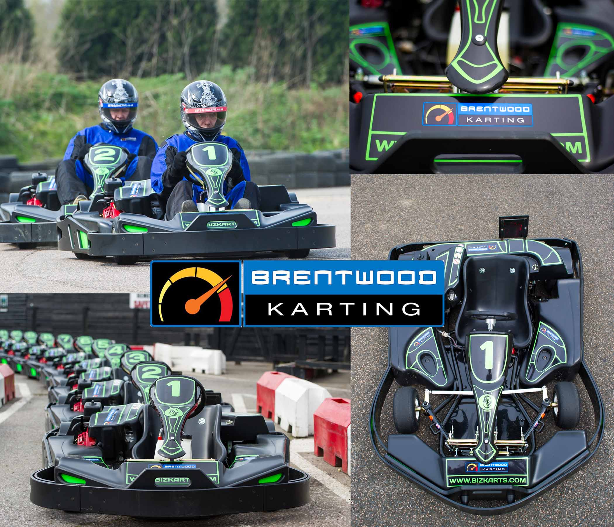 Brentwood karting shoot